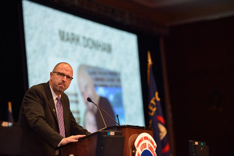 Mark Donham - Joint Opening Session 115340