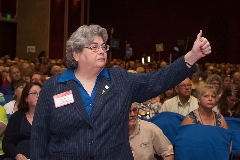 Susan Knapp - Thursday Morning Session 093514