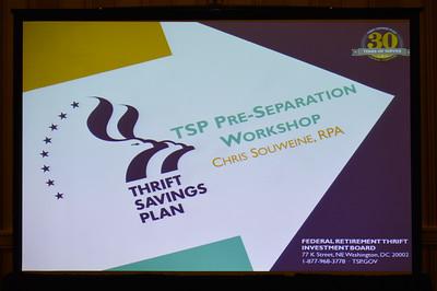 Thrift Savings Plan Seminar 154924