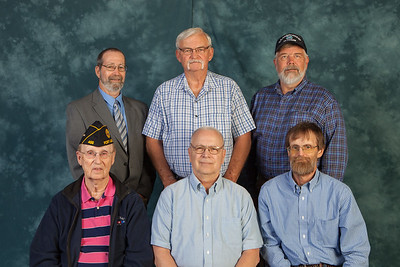 Armed Forces Veterans Club Officers 100028