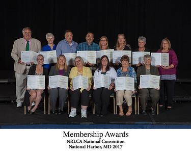 Membership Awards 155622 Titled