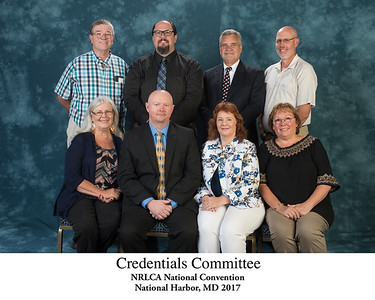 Credentials Committee 071023 Titled