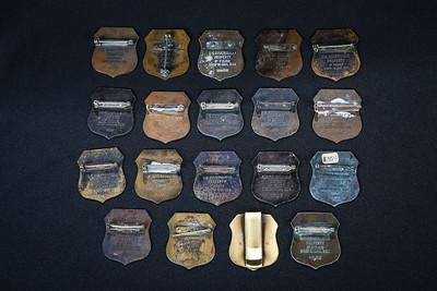PAC Auction Items - Badges 143004