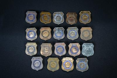PAC Auction Items - Badges 142731