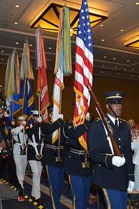 Flag Ceremony 090813