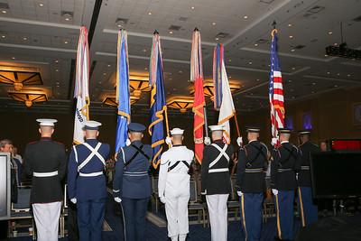 Flag Ceremony 090925