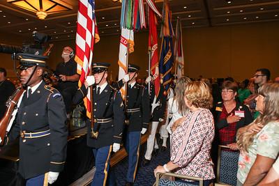 Flag Ceremony 090853