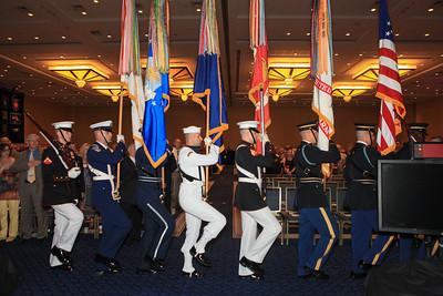 Flag Ceremony 090901