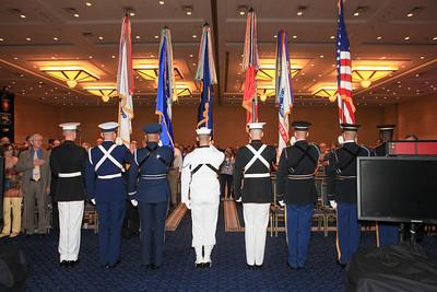 Flag Ceremony 090912