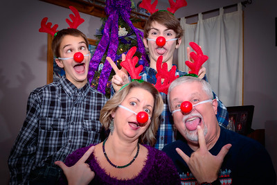 Sprouse Family Christmas 2017-2