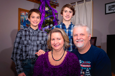 My Crazy Family Christmas 2017