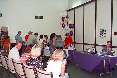 1997 Granbury H.S. Graduates celebration.