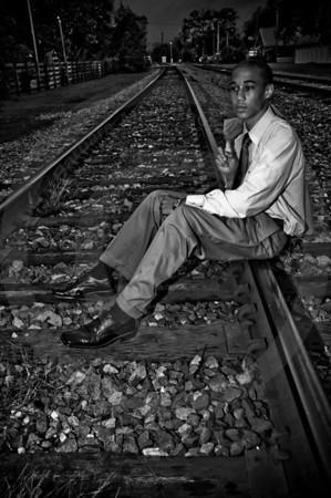 """...waitin for a train..."""