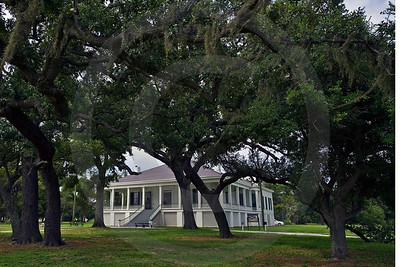 Beauvoir, Biloxi MS as shown in SMLIVING Mag