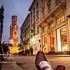 Day 50 - Red Shoes in Bruges<br /> Sun. December 1, 2013