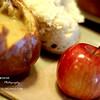 An Apple A Day<br /> Wed. October 6, 2010 (Day 129)<br /> <br /> I really need to eat more healthy stuff...