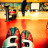 Bowling Night<br /> Thu. Feb 16, 2012 (day 87)<br />  <br /> We were acting like 20-years old tonight- We were out & had fun until midnight.  <br />  <br /> Tiny info:<br />  * shot with SAMSUNG Android.