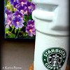 Coffee Break<br /> Thu. Sep. 27, 2012 (day 227)<br /> <br /> Where is my friend when I want to walk to Starbucks?!?<br /> <br /> Tiny info:<br /> * Taken with SAMSUNG Android. <br /> * Tweaked the contrast and added vignette with Picasa 3.