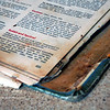 Old Recipe Book<br /> Tue. Nov. 20, 2012 (day 241)<br /> <br /> Squirrel recipe in this almost 50-year old recipe book?  Oh boy...