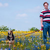 In A Field of Bluebonnets<br /> Sat. March 31, 2012 (day 126)<br /> <br /> We made a little trip to Hempstead area to get some shots with the bluebonnets. <br /> I am a happy camper today!  My ankle is healing & I should be able to walk 'properly' again soon!
