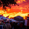 Fire in The Sky<br /> Sun. Feb 25, 2012 (day 94)<br /> <br /> I was shooting at the BBQ cook-off last week when we had this fantastic sunset on Friday night. <br /> What a bless day to see these kind of colors in the sky!