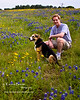 "361 Bluebonnets or more? Sat. April 11, 2009 (Day 361)  We went to <a href=""http://www.tpwd.state.tx.us/spdest/findadest/parks/huntsville/"">Huntsville State Park</a> this afternoon.  We took the Cinquapin trail & walked all the way in 3 hours.  On the way back to Houston, we stopped by at the side of the highway. Enjoying the Bluebonnets.... the Texas wildflower.  Countdown to day 365... Today is 361!!!"