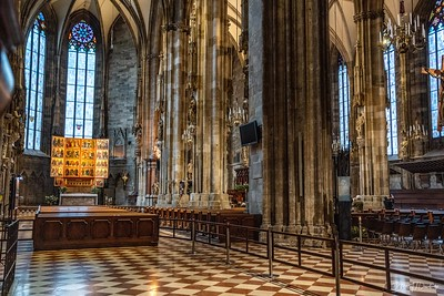 Vienna's St. Stephen's Cathedral