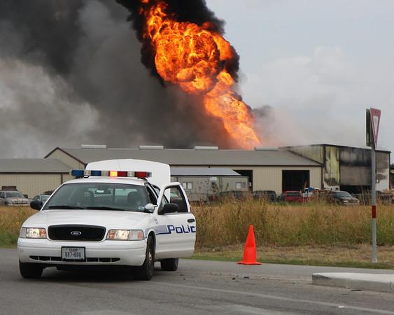 09-09-01 Cibolo TX fire