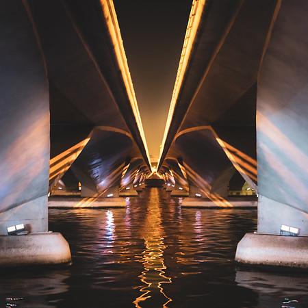 Bridge Symmetry