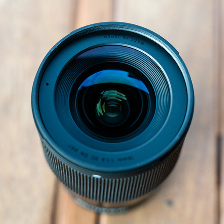 Sigma 16mm F1.4 DC DN for Sony E Mount