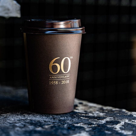 60 years of Coffee