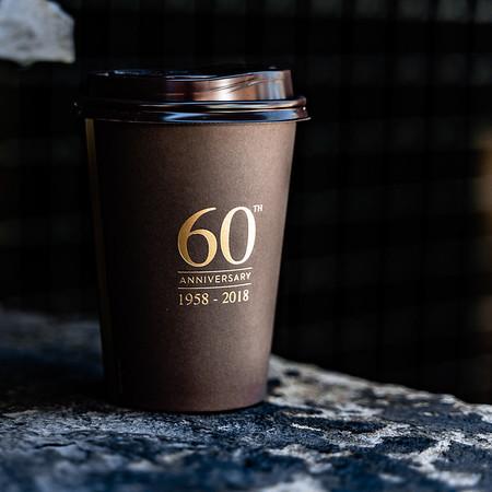 60 years of Coffee
