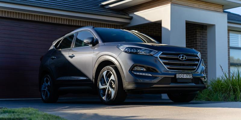 2016 Hyundai Tucson CRDi