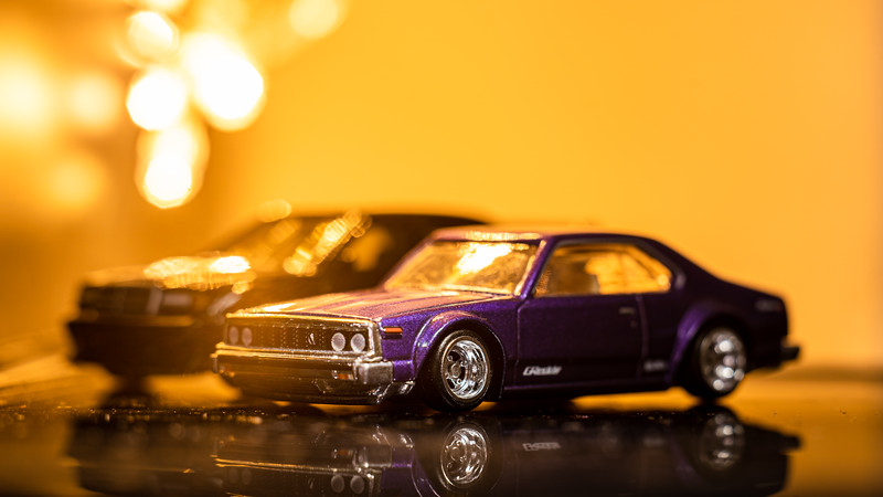 Hot Wheels - Nissan Skyline C210