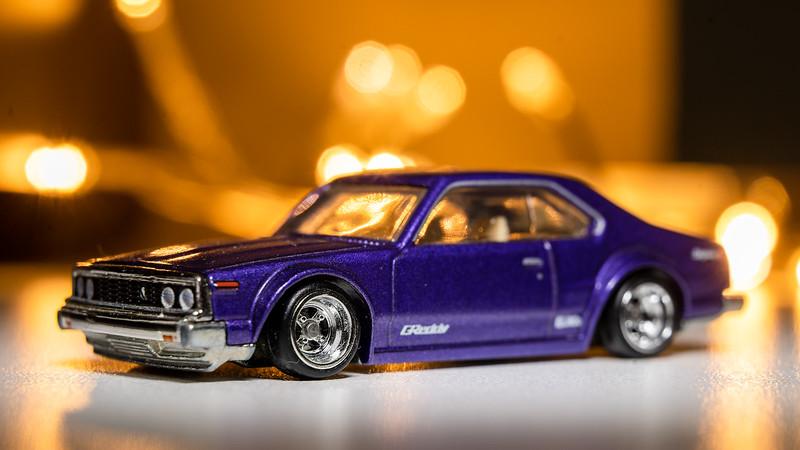 Hot Wheels - Nissan Skyline C210