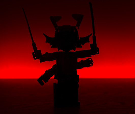 The Giant Stone Warrior LEGO® NINJAGO® action figure 70669