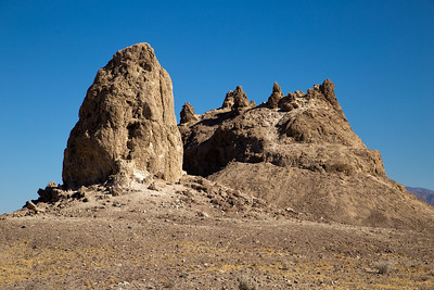 The Pinnacles Wide