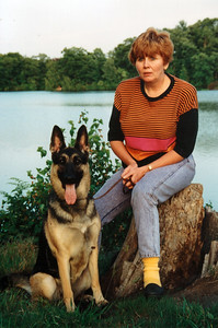 Me and Meg Park1