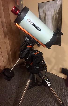 "Celestron 8"" Rowe Ackerman Astrograph/ Celestron CGX Mount"