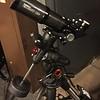 ORION ED80T Triplet Refractor/Celestron AVX Mount