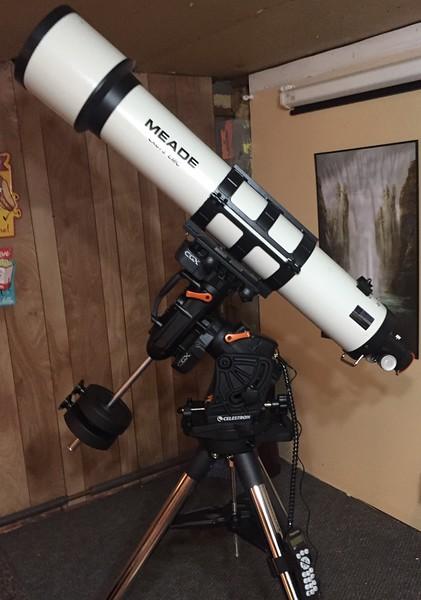Meade LXD 75 152mm refractor