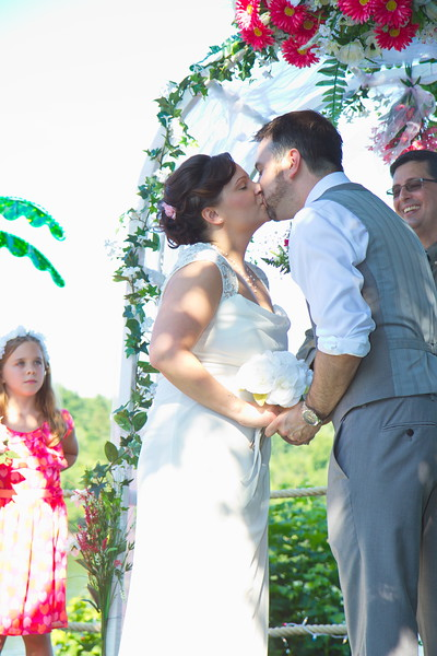 Dan and Tara's Wedding - June 21, 2015