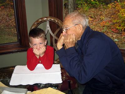 Like great grandfather, like great grandson!