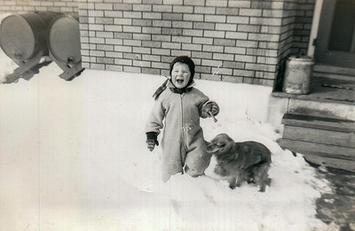 And I loved the snow!