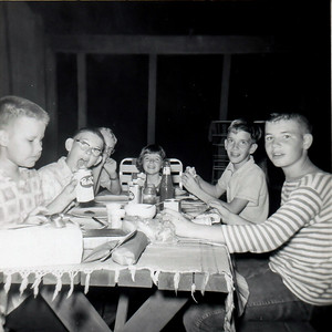 Dicks 11th birthday 1965