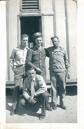 Dad in the Service