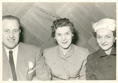 Dad, Mom and Aunt Elly