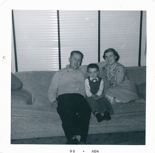 Dad, Bill and Mom