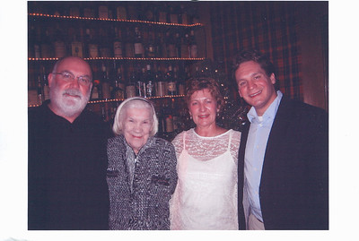 Bill, Mom, Gisela and John