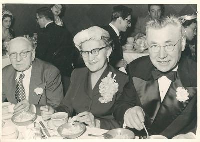 Dziadzia, Grandma and Grandpa Cupidro